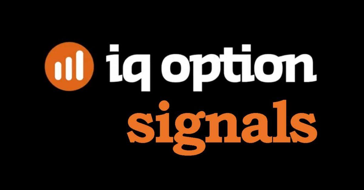 IQ Option Signals