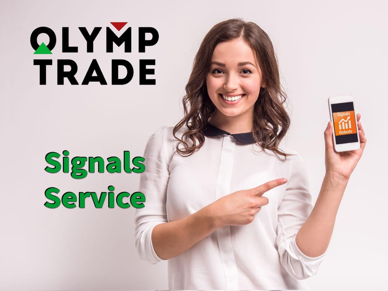 olymp trade binary options signals
