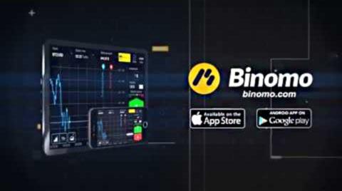 Binary Option Broker: Binomo
