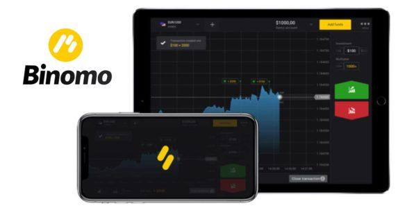 Tools To Trade Binomo App