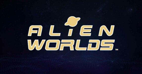 alien worlds cover