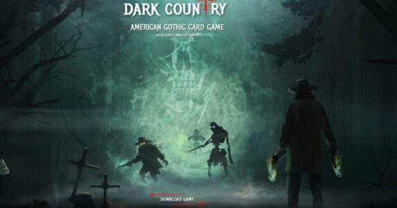 dark country cover
